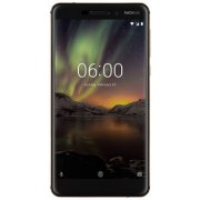 Nokia 6.1 3/32GB 2018 Dual Black Copper (MT_6.1Bla