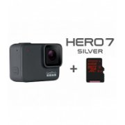 GOPRO Hero 7 Silver + Micro SD 64gb U3 ...