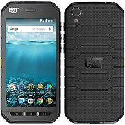 Caterpillar S41 Dual, Black (Cat S41 Du...