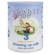 NANNY CARE 3 (900gr.) Growing Up Milk no 12+ Kazas piena dzēriens
