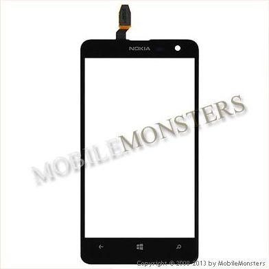 Skārienjūtīgais ekrāns Nokia 625 Lumia